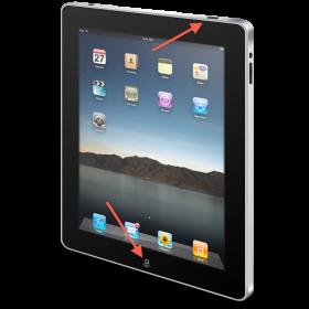 iPad - Hoe maak ik een screenshot?