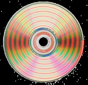 CD Track Spiraal