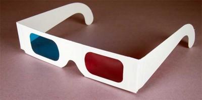 Klassieke 3D brilletje