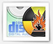 MacOS X – Maak een Audio CD van MP3's met 'Burn'