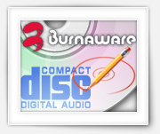 Windows – Maak een Audio CD van MP3′s met 'Burnaware Free'
