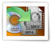 Windows – HandBrake – Kopieer een DVD naar MP4 of MKV bestand