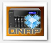 Hoe Installeer je DropBox op een QNAP?