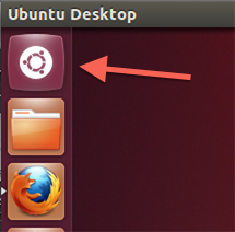 Ubuntu Dash Home