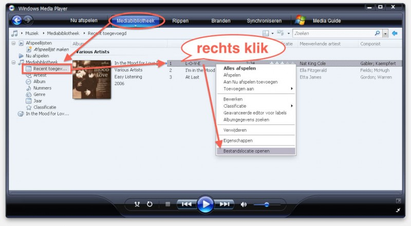 how to cut audio windows media player