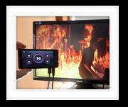 Hoe speel je video van mobiele telefoon naar TV af …