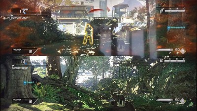 Call of Duty: Ghosts - Split Screen mode