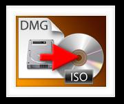 Converteer DMG naar ISO (MacOS X, Windows of Linux)