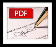 Hoe kun je een Handtekening in een PDF zetten …