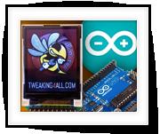 SainSmart 1.8″ TFT Arduino Kleuren LCD Display