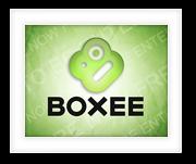 Hoe draai je XBMC op Boxee Box?