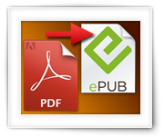 Hoe zet je een PDF naar ePUB om …