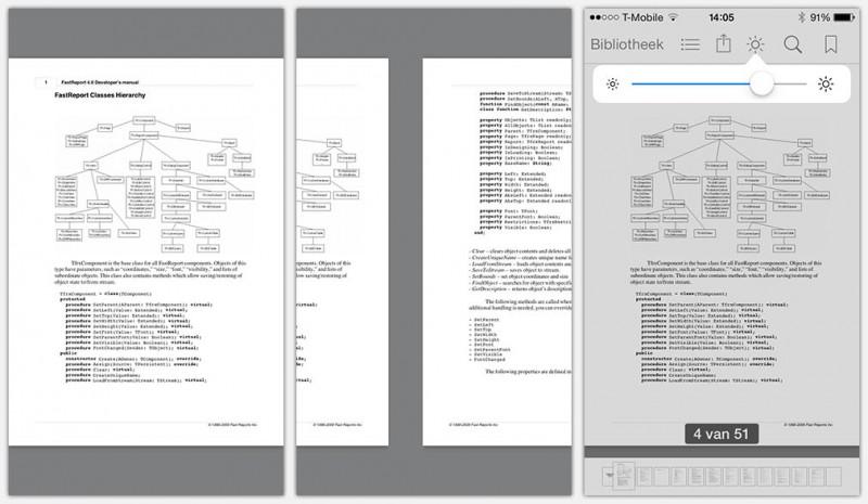convert ibook to pdf on iphone