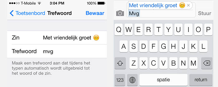 Tweaking4All.nl   Toetsenbord en Tekst Trucs for iPad en iPhone