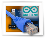 Web-Enable een Arduino met een Arduino ENC28J60 Ethernet shield …