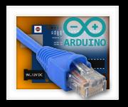 Arduino Ethernet – Data met PHP naar een server sturen (Push)