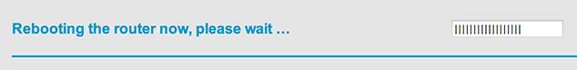 NetGear R7000 - Router reboot