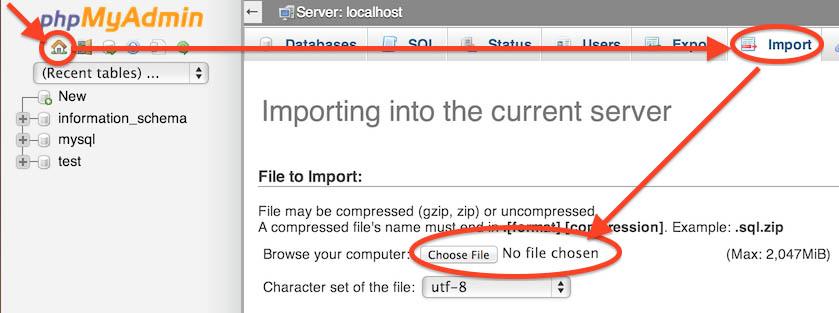 Tweaking4All nl - MySQL Export en Import Data: Maak een Database backup