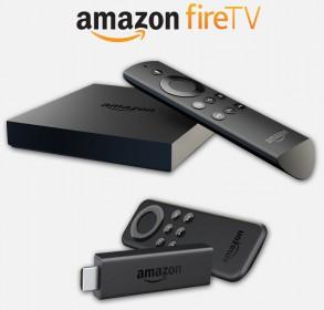 Amazon Fire TV en Fire TV Stick
