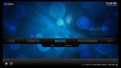 Amazon Fire TV - Kodi Draait!!!