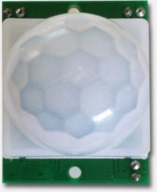 PIR Sensor - Bovenaanzicht