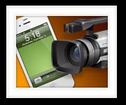 iOS scherm als video opnemen in Mac OS X
