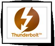 Super snelle data overdracht tussen twee Macs met Thunderbolt
