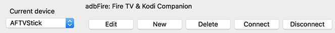 """ADBFire - Nieuw """"Device"""" toegevoegd"""