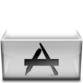 MacOS - Een vanYasushi Chida's Stack Overlays