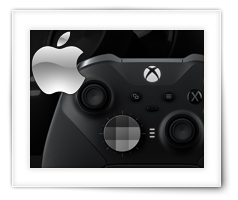 Bluetooth XBox One controller op een Mac