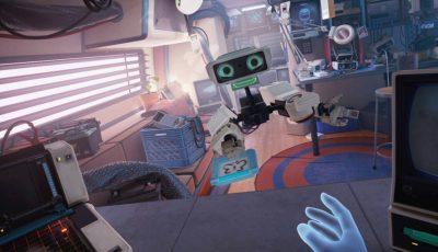 Oculus Rift - First Contact maakt je bekend met VR