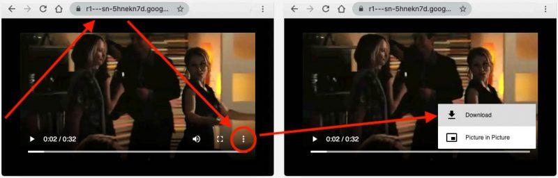 Download de YouTube Video met de webbrowser